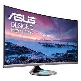 "ASUS 32"" LED - Designo Curve MX32VQ"