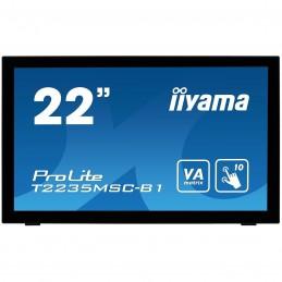 """iiyama 21.5"""" LED Tactile - ProLite"""