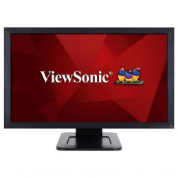 """ViewSonic 23.6"""" LED Tactile - TD2421 voomstore.ci"""