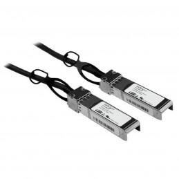 StarTech.com Câble réseau passif 1 m SFP+ 10 GbE à connexion directe twinax en cuivre compatible Cisco