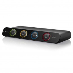 Belkin OmniView série Soho v2 DualHead (4 ports)