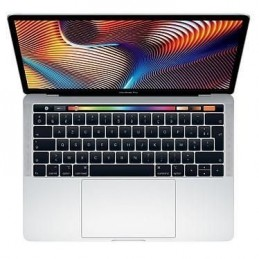 """Apple MacBook Pro (2020) 13"""" avec Touch Bar Argent (MXK72FN/A)"""