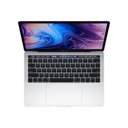 """Apple MacBook Pro avec Touch Bar, 13,3"""" Retina, Core i5 2.4GHz, 8Go de RAM, SSD 512Go, argent"""