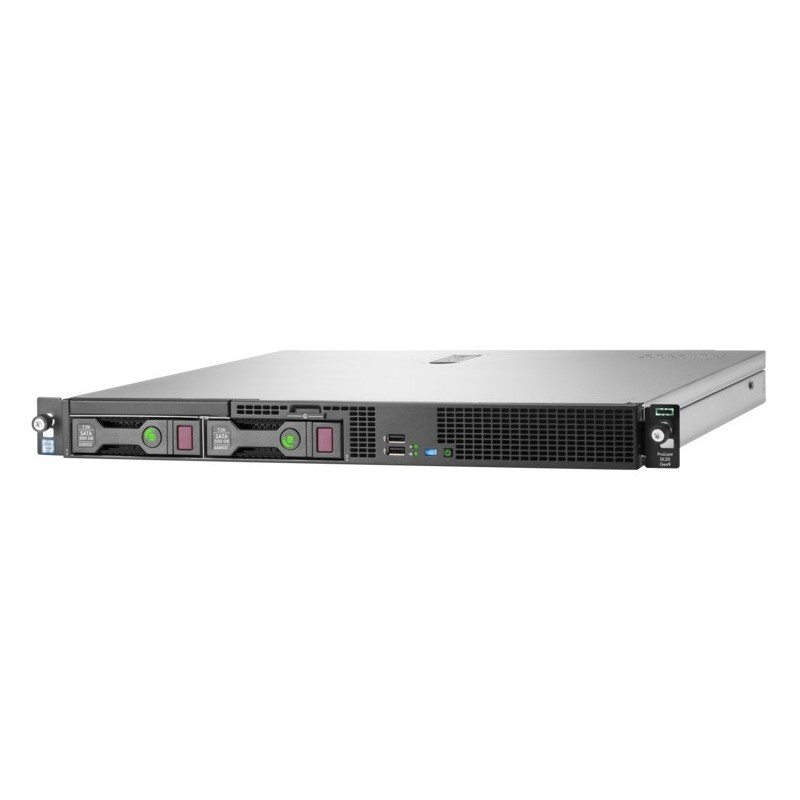 HPE ProLiant DL20 Gen9 E3-1220v6