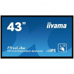 "iiyama 43"" LED - ProLite TF4338MSC-B2AG"