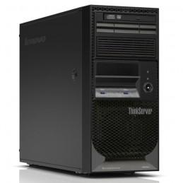 Lenovo ThinkServer TS150 - tour - Xeon E3-1225V6 3.3 GHz - 8 Go - 2 To