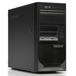 Lenovo ThinkServer TS150 - tour - Xeon E3-1225V6 3.3 GHz - 8 Go - 2 To