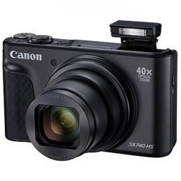 Canon PowerShot SX740 HS Noir + Etui +