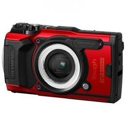 Olympus TG-6 Rouge +
