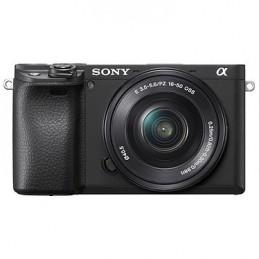 Sony Alpha 6400 + 16-50