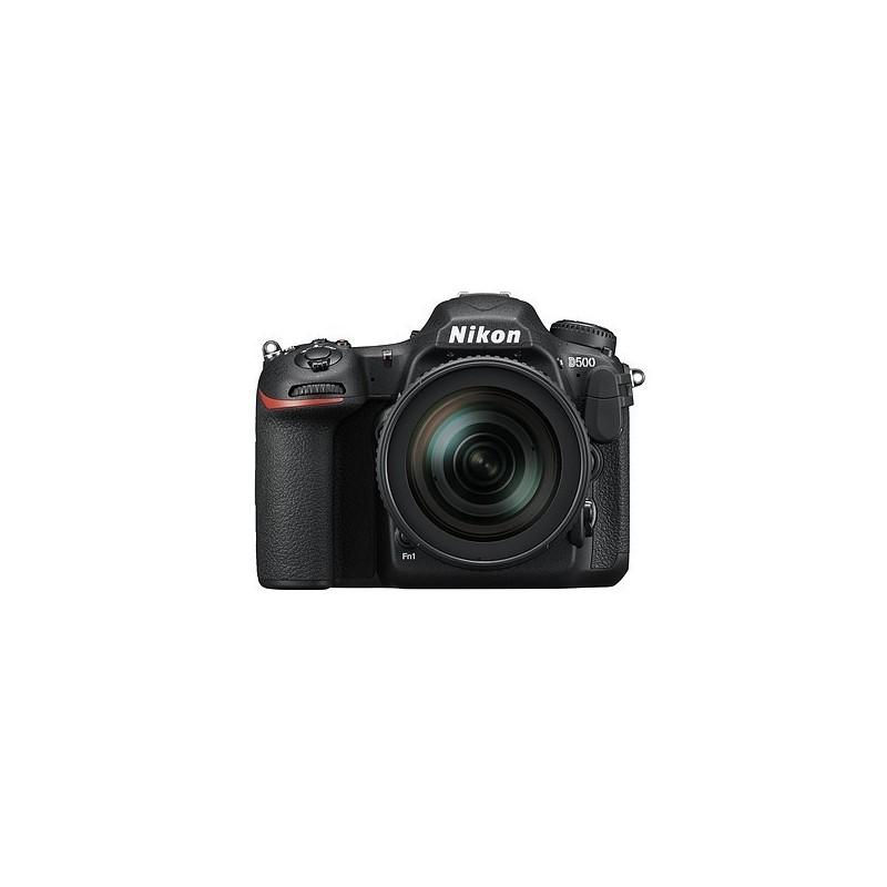 Nikon D500 + AF-S DX NIKKOR 16-80