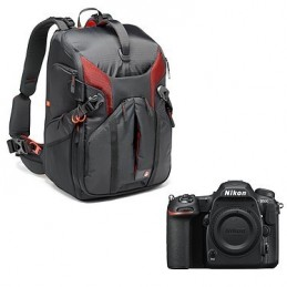 Nikon D500 + Manfrotto Pro Light Sling MB PL-3N1-36