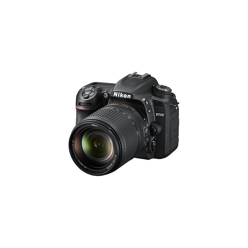 Nikon D7500 + AF-S DX NIKKOR 18-140mm VR,abidjan