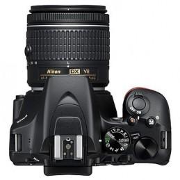 Nikon D3500 + AF-P DX 18-55 VR + Fourre-tout + Carte SD 16
