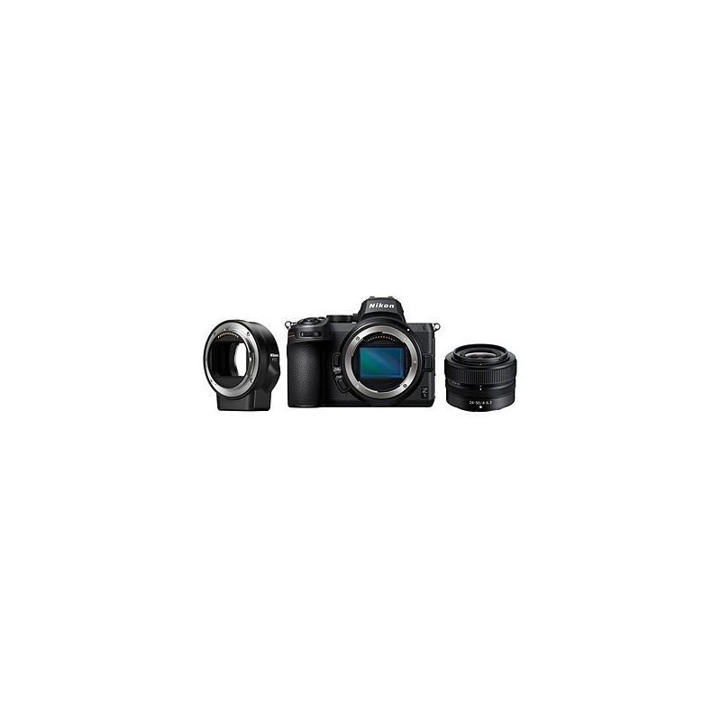Nikon Z 5 + 24-50 + FTZ VOOMSTORE.CI