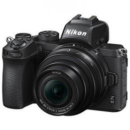 Nikon Z 50 + 16-50 VR