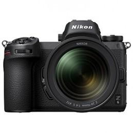 Nikon Z 6 + 24-70mm f/4
