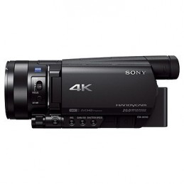 Sony FDR-AX100E NoirVOOMSTORE.CI
