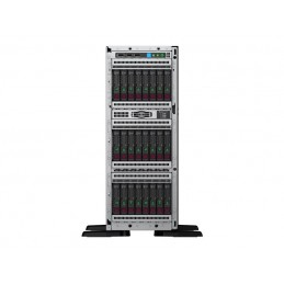 HPE ProLiant ML350 Gen10 Base - tour - Xeon Silver 4210 2.2 GHz - 16 Go