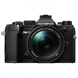 Olympus E-M5 Mark III Noir + 14-150 mm Noir