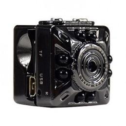 YONIS Mini caméra sport Noir