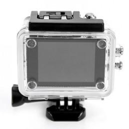 YONIS Caméra sport waterproof Noir Y-4673