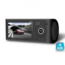 YONIS Caméra sport GPS Noir Y-554