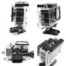 YONIS Caméra sport waterproof Noir Y-3371