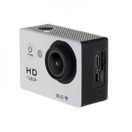 YONIS Caméra sport waterproof Argent Y-5005