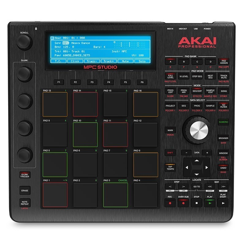 Akai Pro MPC Studio