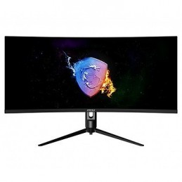 "MSI 34"" LED - Optix MAG342CQRV VOOMSTORE.CI"