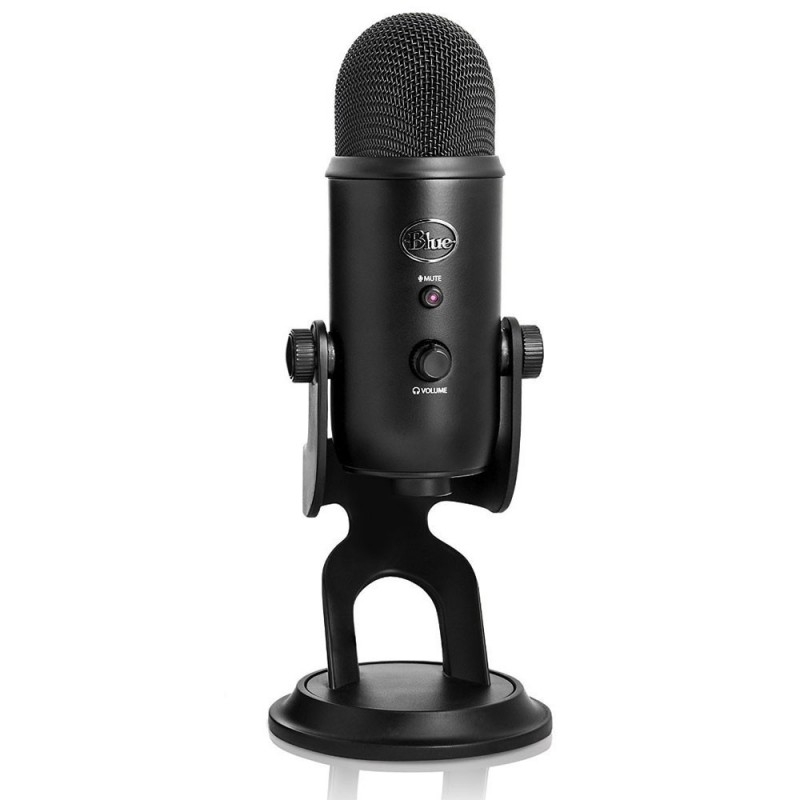 Blue Microphones Yeti Noir,abidjan