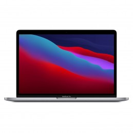 "Apple MacBook Pro M1 13.3"" Gris sidéral 8Go/512 Go (MYD92FN/A)"