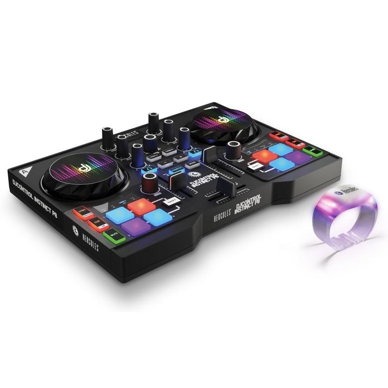 Hercules DJControl Instinct P8 Party