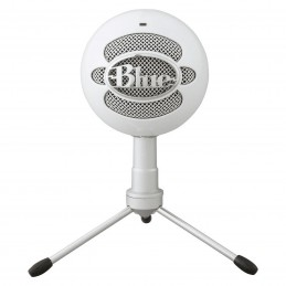 Blue Microphones Snowball iCE Blanc  voomstore.ci