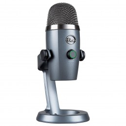 Blue Microphones Yeti Nano Gris  voomstore.ci