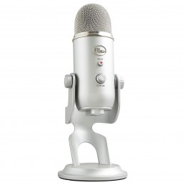 Blue Microphones Yeti Argent voomstore.ci