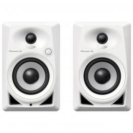 Pioneer DJ DM-40 Blanc  voomstore.ci
