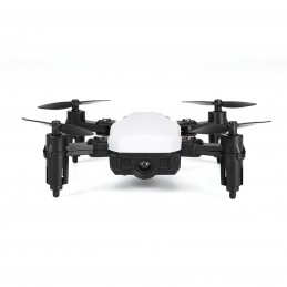 Yonis Drone RC Quadcopter Pliable Blanc Y-10336  VOOMSTORE.CI