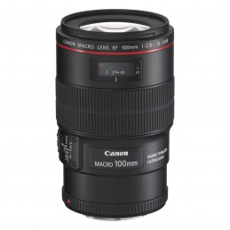 Canon EF 100 mm f/2,8L IS USM voomstore ci