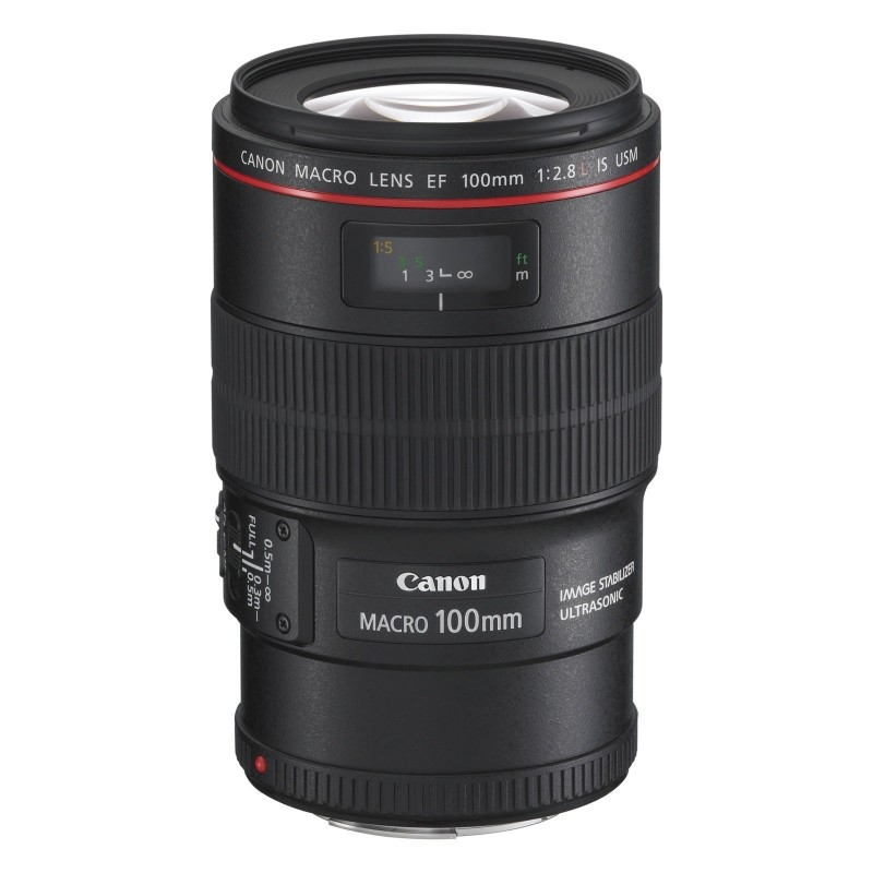Canon EF 100 mm f/2,8L IS