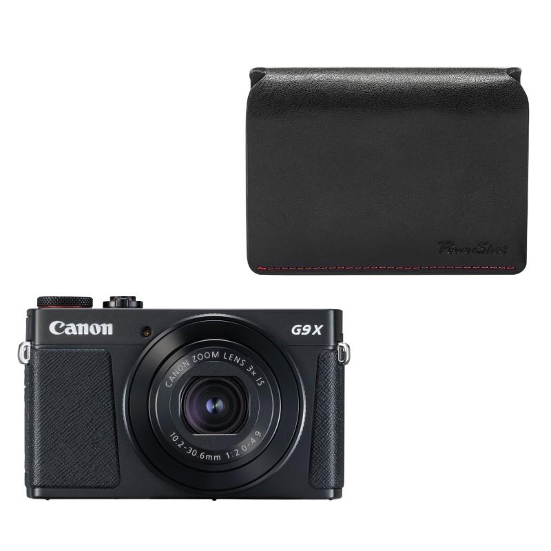 Canon PowerShot G9 X Mark II Noir + DCC-1890,abidjan