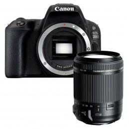 Canon EOS 200D + Tamron 18-200mm F/3.5-6.3 Di II VC_VOOMSTORE.CI