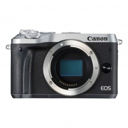 Canon EOS M6 Argent_VOOMSTORE.CI