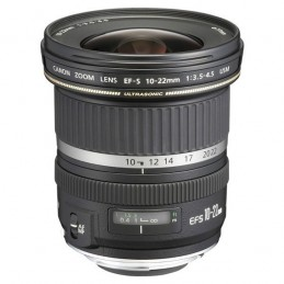 Canon EF-S 10-22mm f/3.5-4.5 voomstore ci