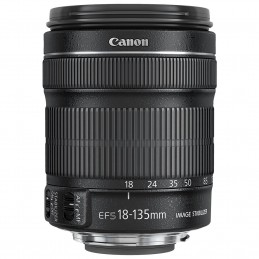 Canon EF-S 18-135mm f/3.5-5.6 IS STM voomstore ci