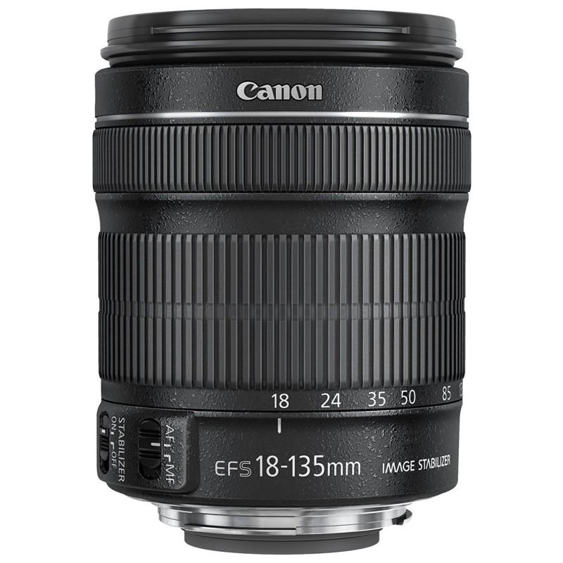 Canon EF-S 18-135mm f/3.5-5.6 IS STM,abidjan