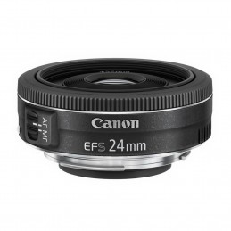 Canon EF-S 24 mm f/2,8 STM voomstore ci