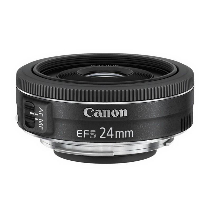 Canon EF-S 24 mm f/2,8 STM,abidjan