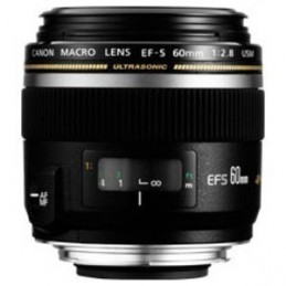 Canon EF-S 60mm f2.8 Macro USM voomstore ci